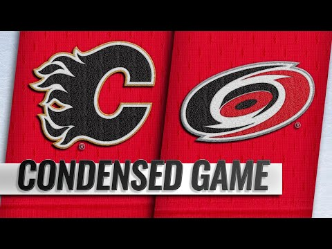 02/03/19 Condensed Game: Flames @ Hurricanes