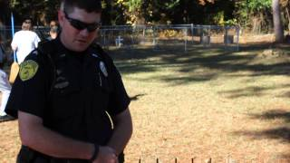 Officer discusses Civil War soldier