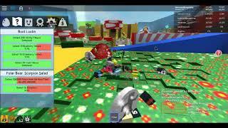 ROBLOXMD Simulateur d'essaim d'abeilles Bon travail à nouveau et aussi musique de gameplay - biome 2