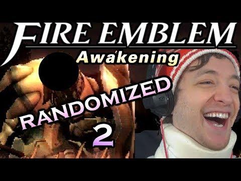 The Tsundere Switcheroo-dere. Fire Emblem Awakening: RANDOMIZED. Pt.2