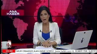ANA HABER İHSAN ELİAÇIK 08 09 2017