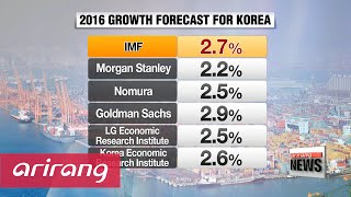 Korea to grow in 3% range this year: Finance Minister