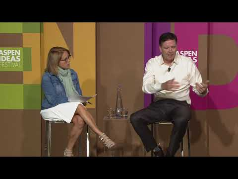 In Conversation with James Comey