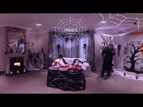 360° Halloween House | Tesco Halloween