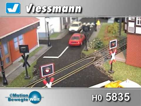 www.reynaulds.com- Model Train Accessories Viessmann 5835 Warning Lights