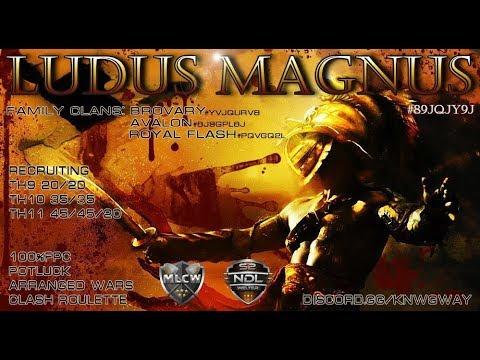 MLCW Battle Mach. season 5 Ludus Magnus vs Brabantse Boys2