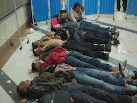 В «резне» в Куньмине обвиняют уйгуров (новости)