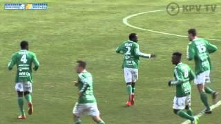 KPV - FC Honka la 10.10.2015 - Tilannekooste