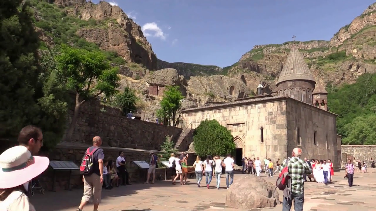 Arménie a Náhorní Karabach 2015 - YouTube