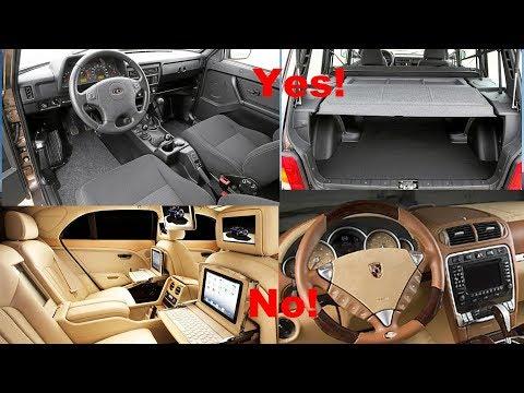Как сделать салон авто новым. Как правильно заменить уплотнитель двери ВАЗ НИВА