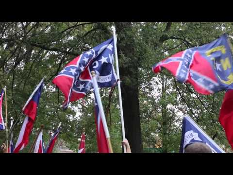 Pro-Silent Sam Rally, Chapel Hill, NC