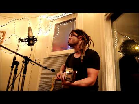 Death Letter Blues - Ash Grunwald  Live and intimate