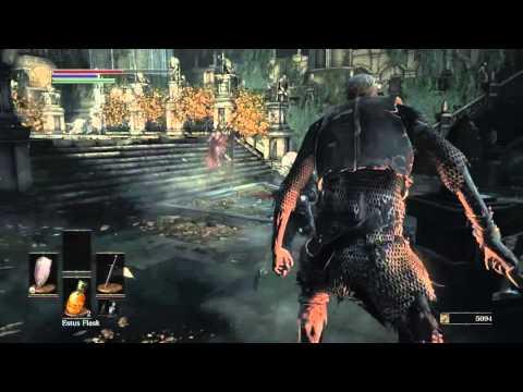 Dark Souls 3 - Deep body cavity search - Episode 4