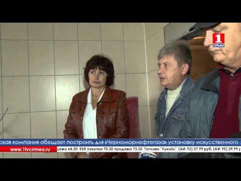 В Симферополе срывают сроки ремонта детской больницы