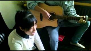 Guitar. Sẽ không còn nữa. Ku Min Ft. Lê Trang. ^^!