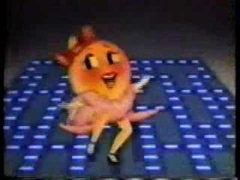 80s *Ms. Pac-Man* Atari 2600 Commercial