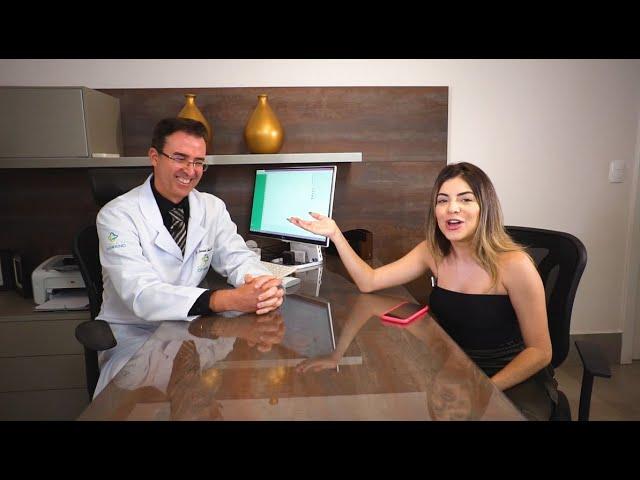 Bate papo com Gkay e Dr. Leonardo Fontes sobre Rinosseptoplastia | Clínica de Otorrino