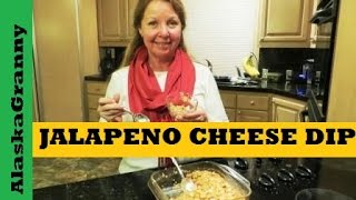 Jalapeno Cheese Dip Or Kenai Cheese Dip Recipe