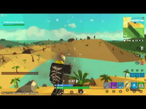 Cuando Lord Jurrd Te Regala Un Sniper Legendario | Island Royale | ROBLOX
