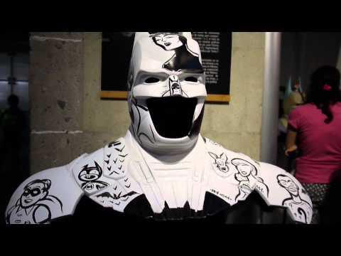 """""""Tu tan Bob Kane, yo tan Bill Finger"""", por Bernardo Fernández Mumedi Batman 75 Mx."""