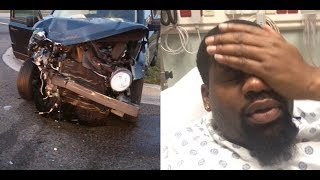 Jay Survives Terrible Car Accident on Christmas Day- Kay