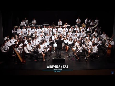 ARMAB | Wine Dark Sea - Symphony for Band | John Mackey | (European Premiere)