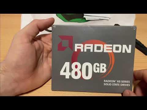 "AMD Radeon R5 480GB 2.5"" SATA III TLC (R5SL480G)"