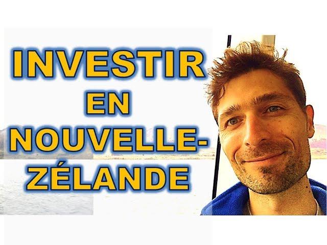 Comment Investir dans l'immobilier en Nouvelle Zélande