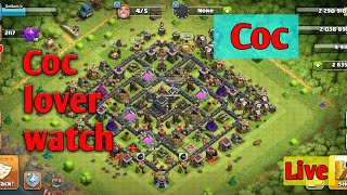 clash of clan game stream