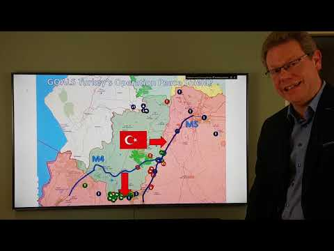 Geopolitical Situation Room: Confrontation in Idlib, Syria between Turkey and Russia? (1 March 2020)