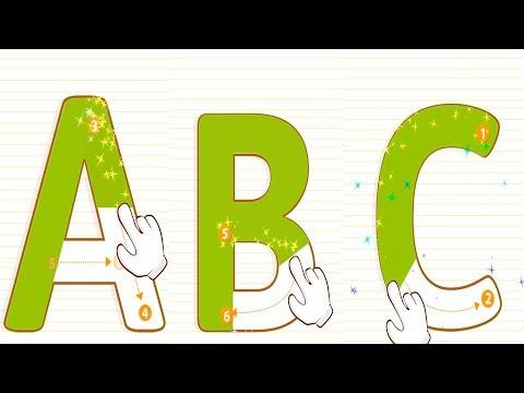 Letter School English ABC Alphabet #2. Learn Alphabet. Educational App for Kids (Android, iOS).