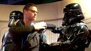 STAR WARS   Death Troopers from Rogue One prank Disney Store shoppers   Official Disney UK