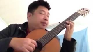Tình Ca Du mục ( guitar solo )