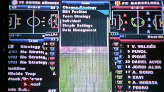 Pro Evolution Soccer Tactics PS2