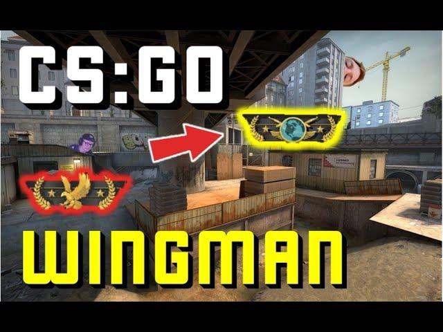 Overpass boostit on OP - CS:GO Wingman #17 ft. Matte