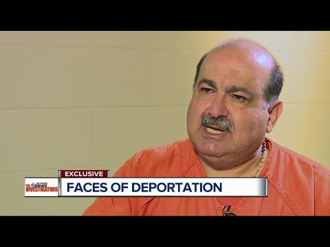 Exclusive: Jailhouse interview with Metro Detroit man facing deportation