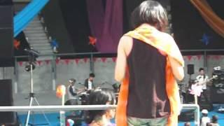 2009.09.06 おとのたび music is love 服部緑地野外音楽堂 A Hundred Bi...