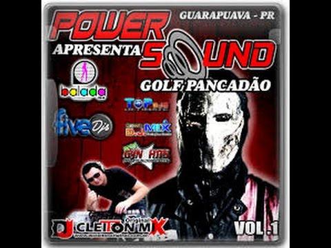 CD Golf Pancadão VOL.1-Dionísio Cerqueira SC