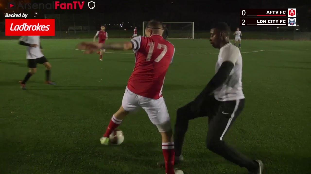 CAN AFTV FC WIN THE FINAL? | ArsenalFanTV FC vs London City | Next Level League Final