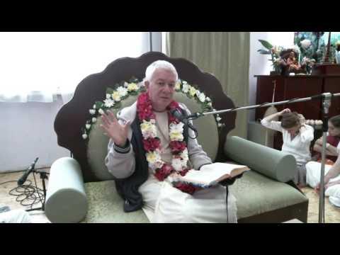 Шримад Бхагаватам 1.17.31 - Чайтанья Чандра Чаран Прабху