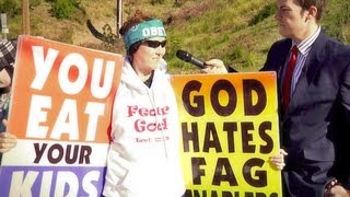 WestBoro Baptist Church Gets TROLLED!