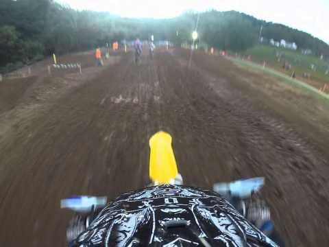 Doddridge County fair first ride on 2016 yz 250