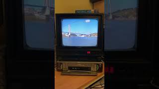 삼성전자 CT-1491 1989년 컬러 브라운관 TV