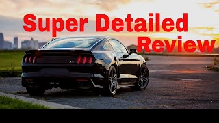 2018 Roush Jackhammer Mustang - The Detailed Overview - Roush Mustang Review