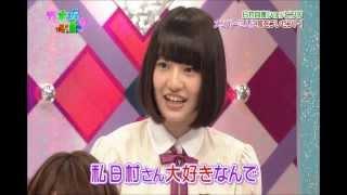 乃木坂46の自称アイドルオタク、中田花奈の自己紹介です。 なんでかわい...