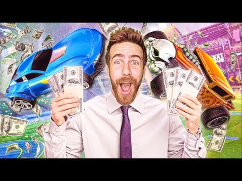 New Rocket League Gamemode: BREAK THE BANK! thumbnail