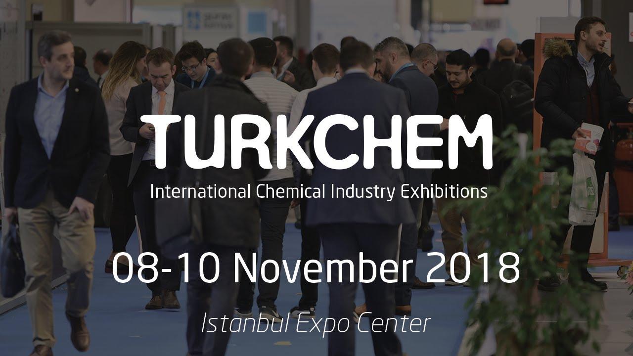 TURKCHEM ChemLab Eurasia 2020 | Istanbul | expointurkey org