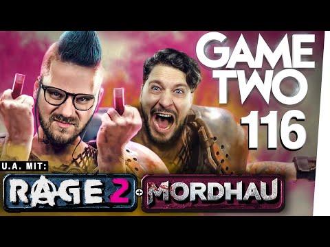 Rage 2, Mordhau, Team Sonic Racing | Game Two #116