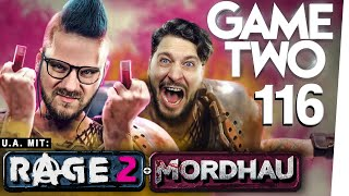 Rage 2, Mordhau, Team Sonic Racing | Game Two #116