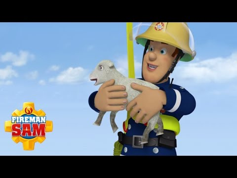 Fireman Sam US Official: Up, Up and Away!